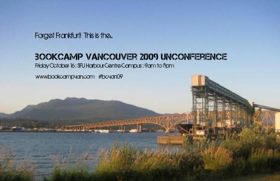 BookCamp Vancouver