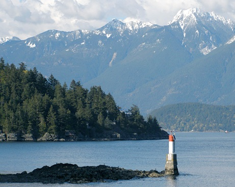 3 Day Novel Contest Writer's Retreat on Beautiful Bowen Island