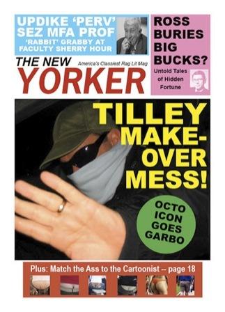 Tilley Makeover Horror