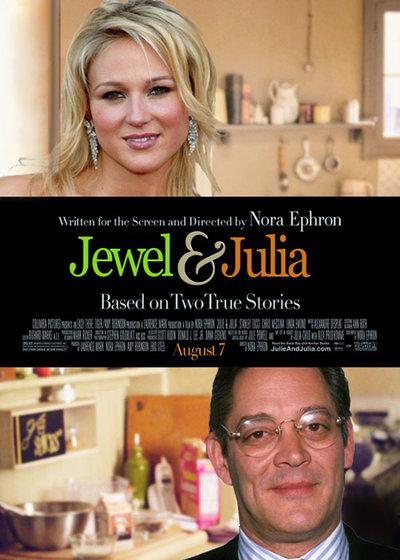 Jewel and Julia