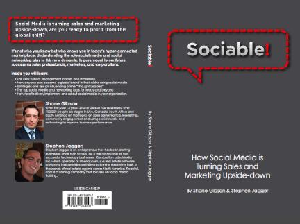 Sociable Book Cover