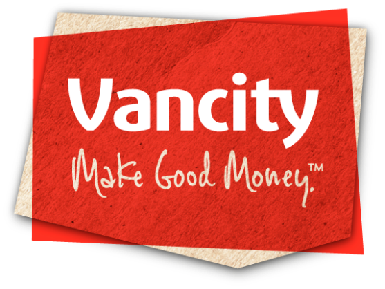 Vancity. Make GOOD money.